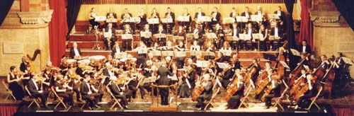 History of the Orchestra